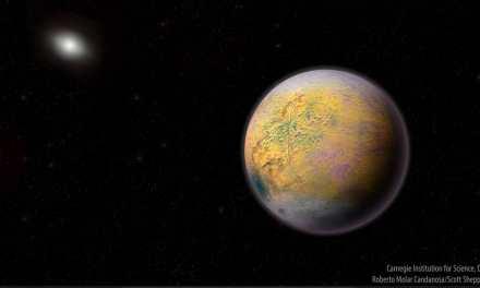Goblin, un nuevo planeta enano en el Sistema Solar