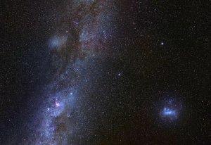 Ant 2: una galaxia fantasma vecina de la Vía Láctea