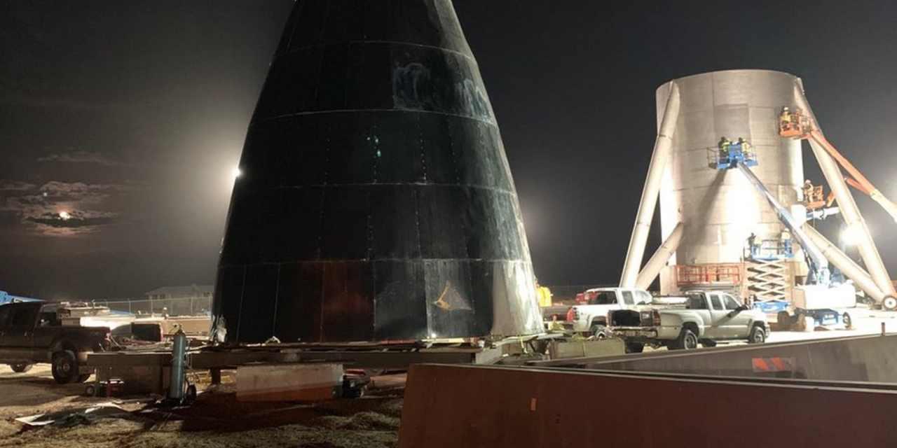 El prototipo de Starship (SpaceX) ya está en construcción