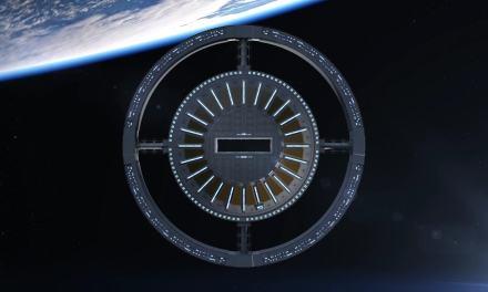Estación Von Braun, un ambicioso puerto espacial