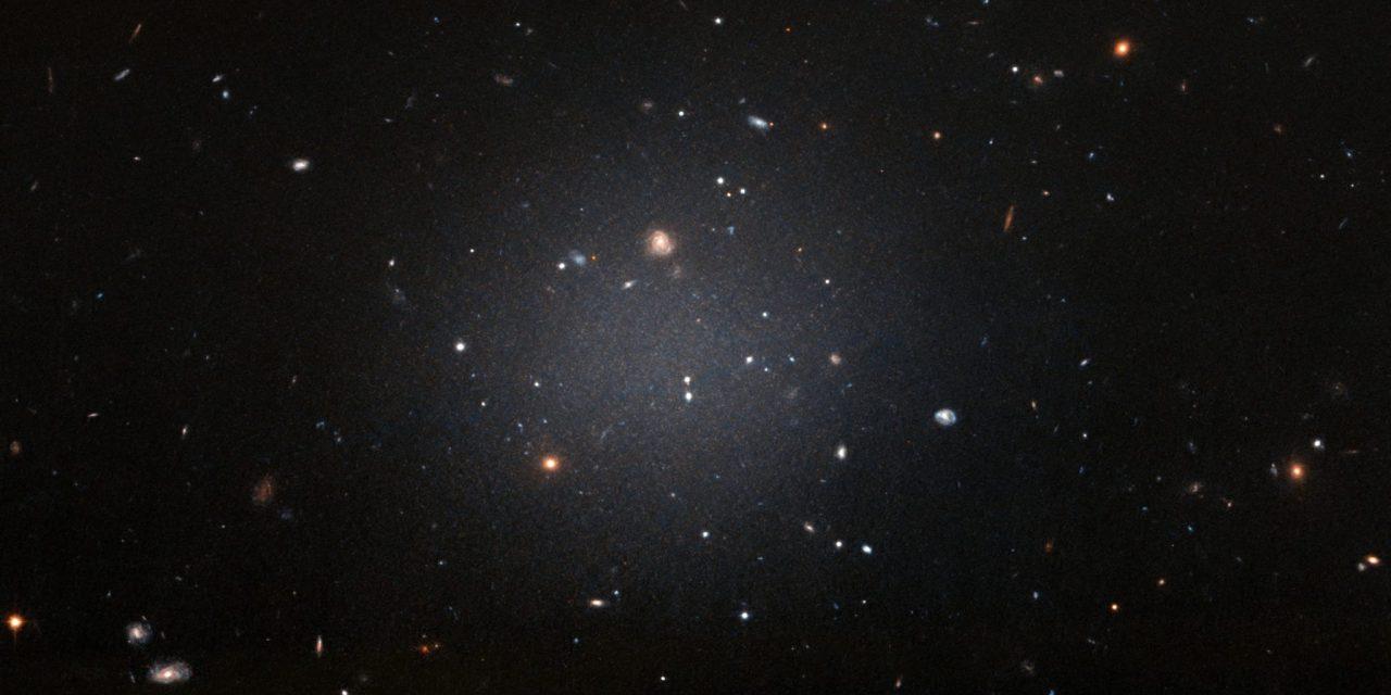 Las galaxias sin materia oscura y su importancia
