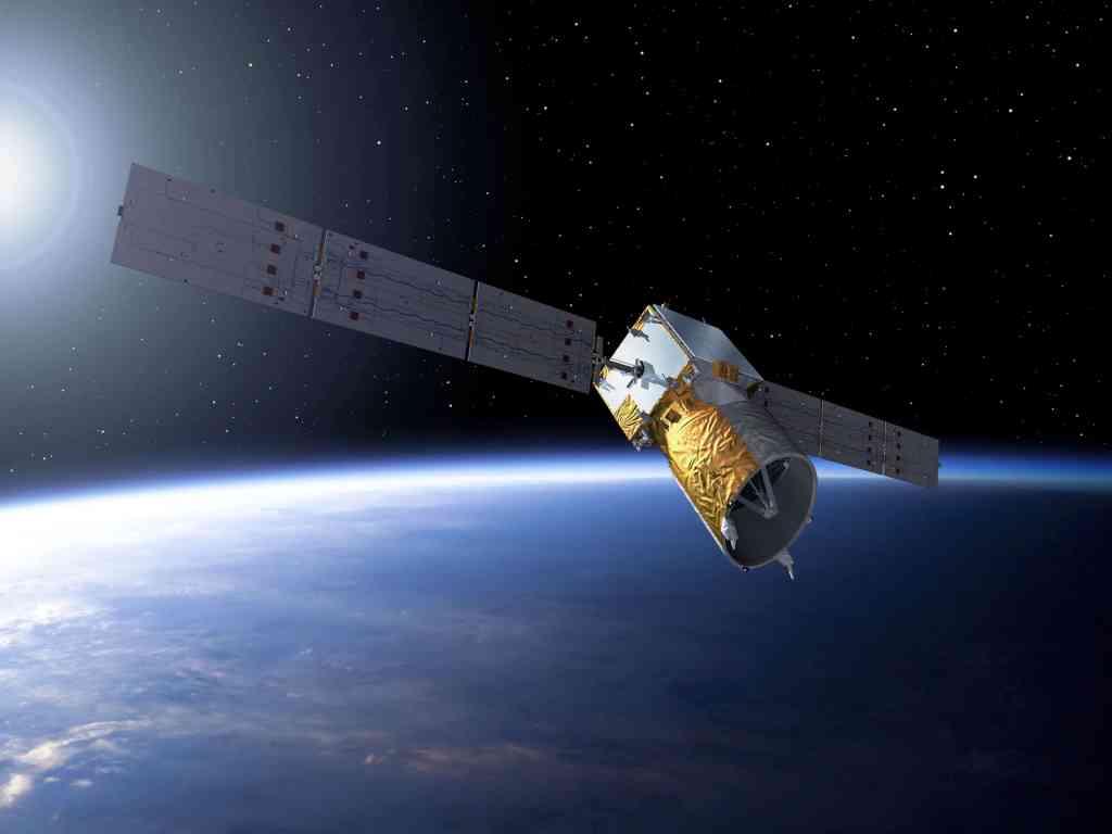 La ESA obligada a esquivar un satélite de SpaceX