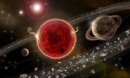 Anuncian el posible descubrimiento de Próxima c
