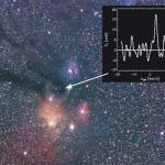 Moleculaire zuurstof in de ruimte ontdekt