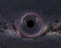 zit er een mini zwart gat IN de aarde?