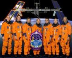 De bemanning van STS-117