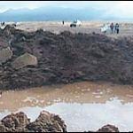 Peruanen ziek na meteorietinslag