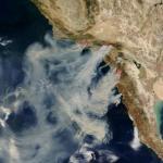 Mount Palomar in gevaar door bosbranden?