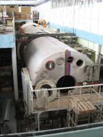 De Marsmodule bij het IBMP, waar vanaf 2008 zes deelnemers 520 dagen opgesloten gaan zitten.
