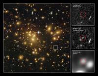 Het sterrenstelsel A1689-zD1 staat op 13 miljard lichtjaar afstand!