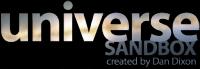 Logo van de Universe Sandbox