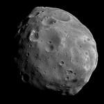 Meer bekend over oorsprong Marsmaan Phobos