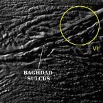 Cassini vloog vrijdag langs Enceladus