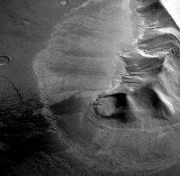 ondergrondse gletsjer
