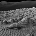 Wiebelende rotatieas Mars oorzaak klimaatveranderingen
