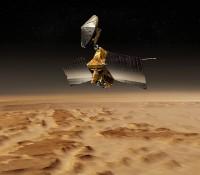De mars reconnaissance orbiter