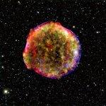 Tycho Brahe's supernova was witte dwerg