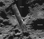 Uniek kijkje in donkere kraters van de Maan