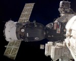 ISS dreigde te botsen met ruimteafval