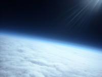 De grens tussen hemel en aarde
