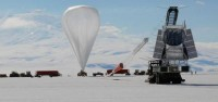 De heliumballon en BLAST