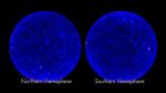 Bekijk Fermi's All Sky Movie van gammabronnen