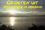 Even een berichtje vanaf 't Lago Maggiore