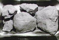 maansteen om zuurstof uit te halen