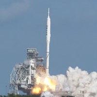 De lancering van de Ares I-X