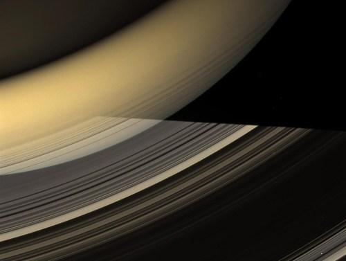 Saturnus' ringen