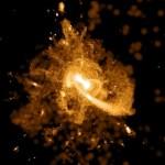 Galactische archeologie op de computer