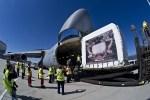 De AMS-02, lading van de laatste Shuttlevlucht, is er klaar voor