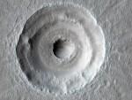 Zomergallerij: een bulls eye op Mars