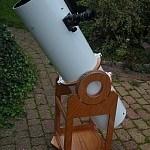 Wat dacht je ervan zèlf een telescoop te gaan bouwen?
