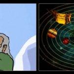 Oerknal + evolutie versus God + schepping
