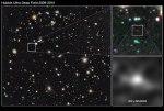 Hubble vindt wéér sterrenstelsel op record-afstand