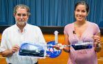 Atlantis astronauten gebruiken sportdrank gemaakt van… urine