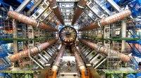 De ATLAS detector van de LHC van CERN
