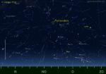 Volle Maan bederft het feestje van de Perseïden