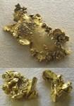 Botsende neutronensterren leveren goud op