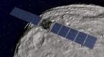 Dawn in z'n laagste baan om Vesta terechtgekomen