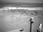 Marsrover Opportunity gaat overwinteren in Greeley Haven