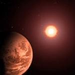 Grotere kans op buitenaards leven bij rode dwergsterren