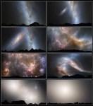 Oeps, het Andromedastelsel ligt op ramkoers met ons Melkwegstelsel