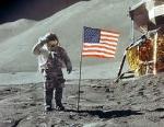 Bewijs geleverd: vlaggen op de maan staan er nog