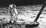 Hoe Neil Armstrong aan z'n beroemde 'that's one small step…' zin kwam