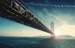 Video: 'Pi in the Sky' boven San Francisco – letterlijk!