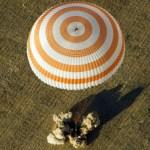 Astronauten van ISS-expeditie 32 veilig geland in Kazachstan