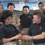 Sunita Williams is vanaf vandaag de baas in het ISS