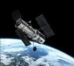 Hubble brengt donkere materie bij cluster MACS J0717 driedimensionaal in beeld